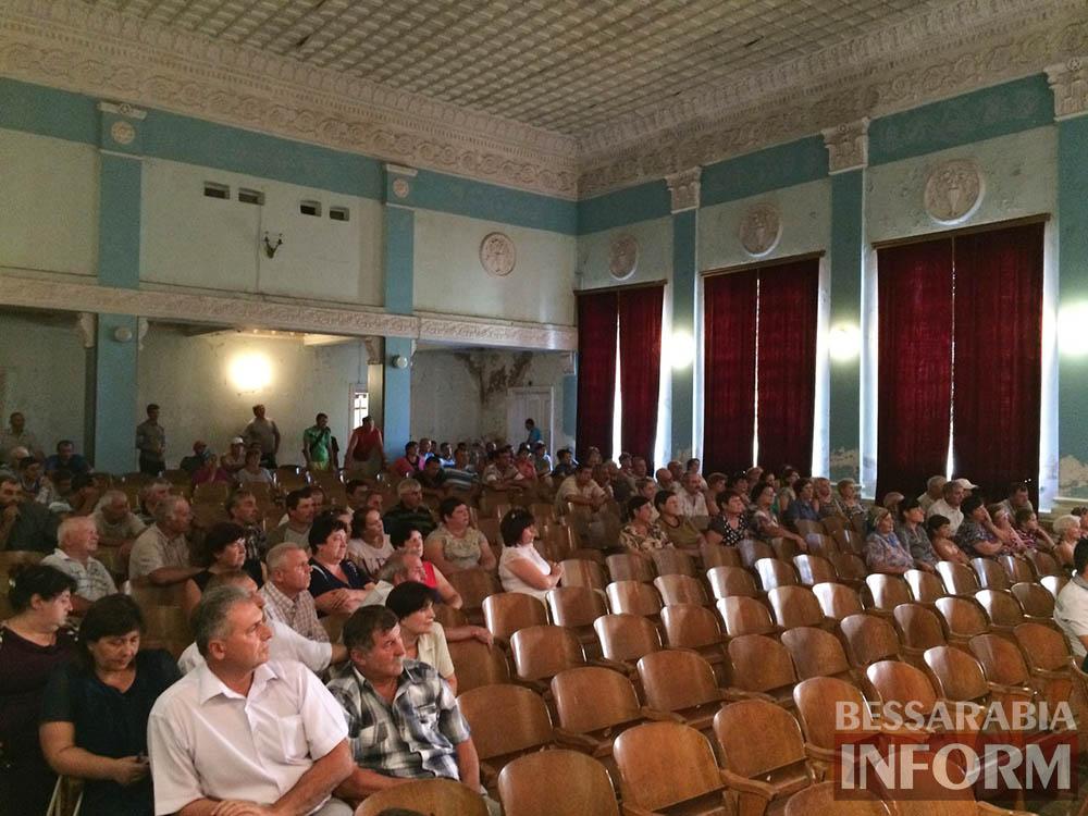 В Ренийском районе жители возмущены криминогенной обстановкой