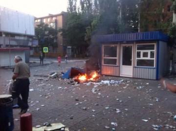 Сутки в АТО: жуткие обстрелы Донецка, Авдеевки и Водяного