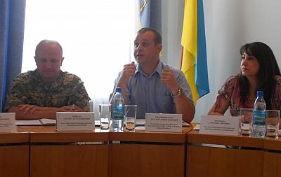 В Белгород – Днестровском обсудили детскую преступность