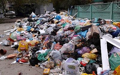 55afa771a61c8 Аккерманцы жалуются на антисанитарию в городе