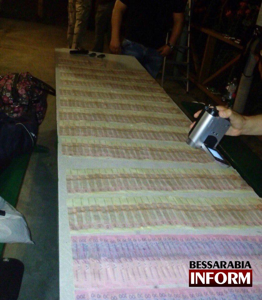 СБУ поймала на взятке начальника Вилковской рыбинспекции (фото)