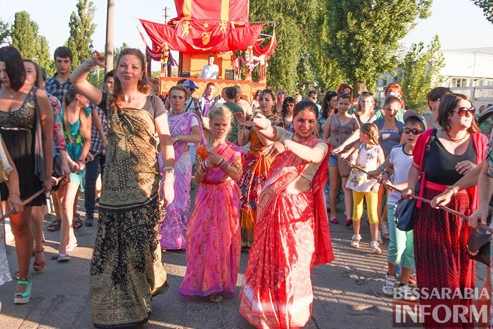 IMG_0590 В Измаиле состоялся фестиваль индийской культуры Ратха-Ятра (фото, видео)