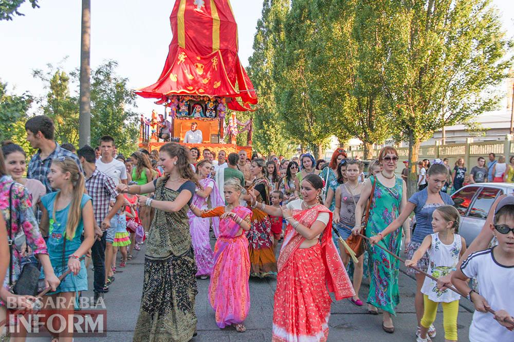 IMG_0606 В Измаиле состоялся фестиваль индийской культуры Ратха-Ятра (фото, видео)