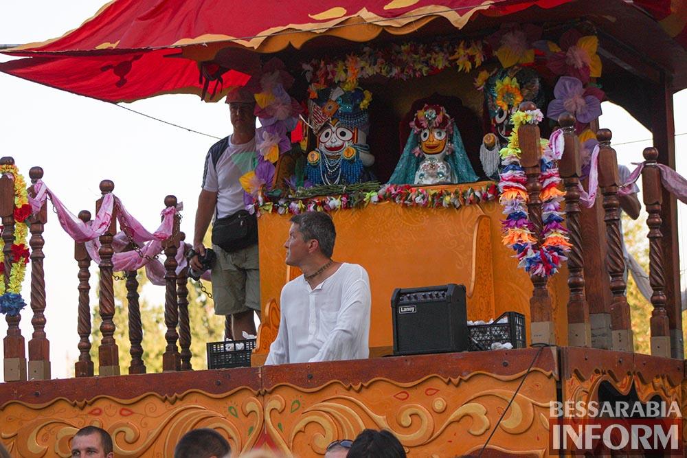 IMG_0612 В Измаиле состоялся фестиваль индийской культуры Ратха-Ятра (фото, видео)