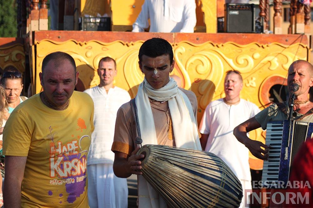 IMG_0647 В Измаиле состоялся фестиваль индийской культуры Ратха-Ятра (фото, видео)