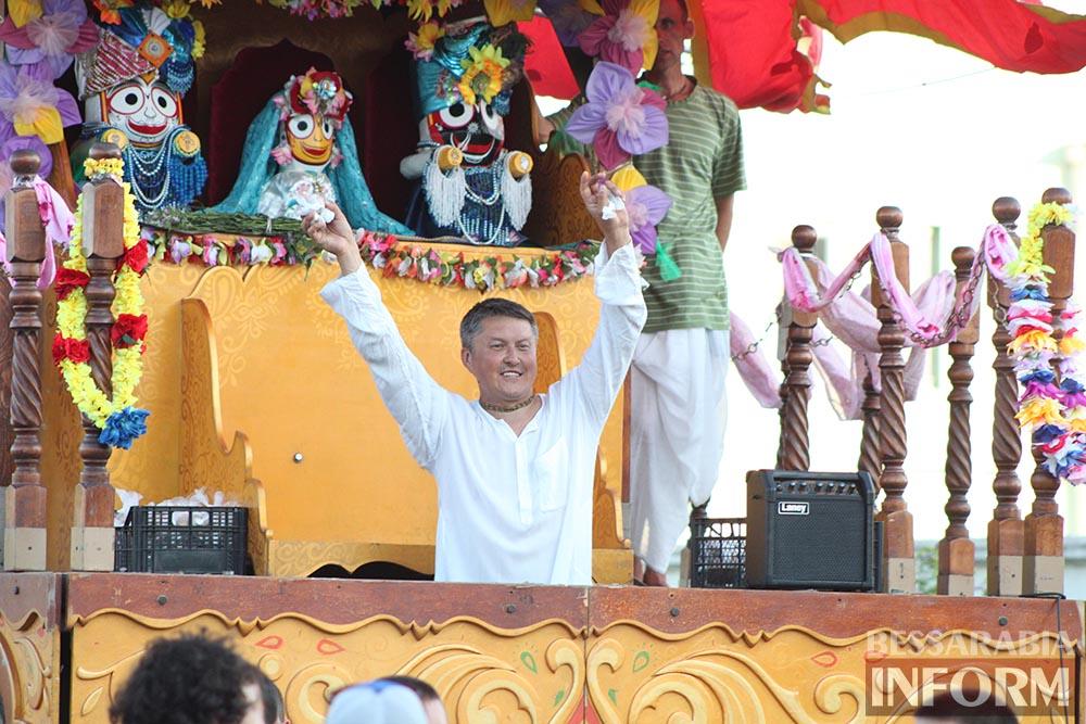 IMG_0666 В Измаиле состоялся фестиваль индийской культуры Ратха-Ятра (фото, видео)