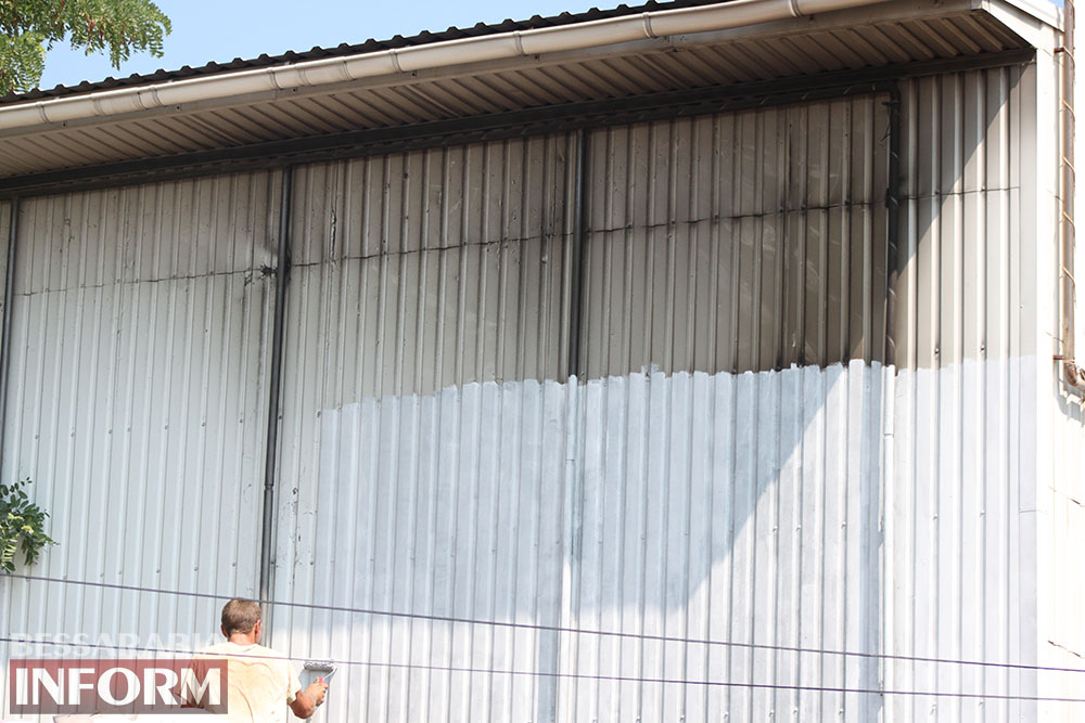 IMG_0765 В Измаиле на центральном рынке произошел пожар