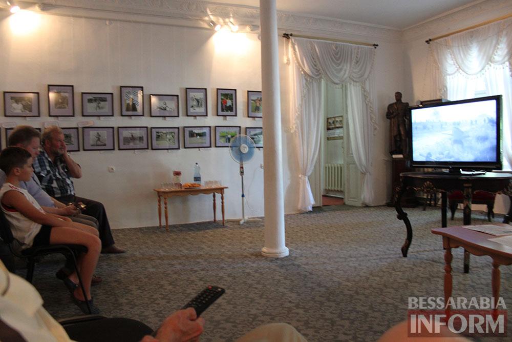 """IMG_0921 Измаильский музей Придунавья: вернем кинотеатру """"Победа""""  статус исторического объекта"""
