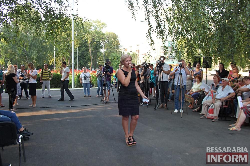IMG_10951 Михаил Саакашвили посетил Измаил и выслушал наболевшие проблемы жителей города и района (фото)