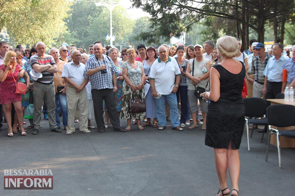 IMG_1102 Михаил Саакашвили посетил Измаил и выслушал наболевшие проблемы жителей города и района (фото)