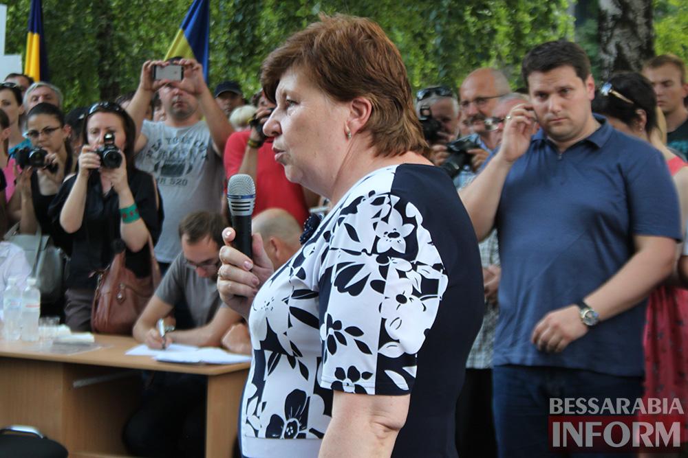 IMG_1137 Михаил Саакашвили посетил Измаил и выслушал наболевшие проблемы жителей города и района (фото)