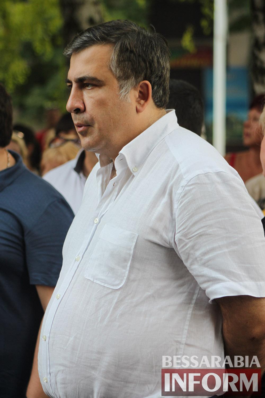 IMG_11721 Михаил Саакашвили посетил Измаил и выслушал наболевшие проблемы жителей города и района (фото)