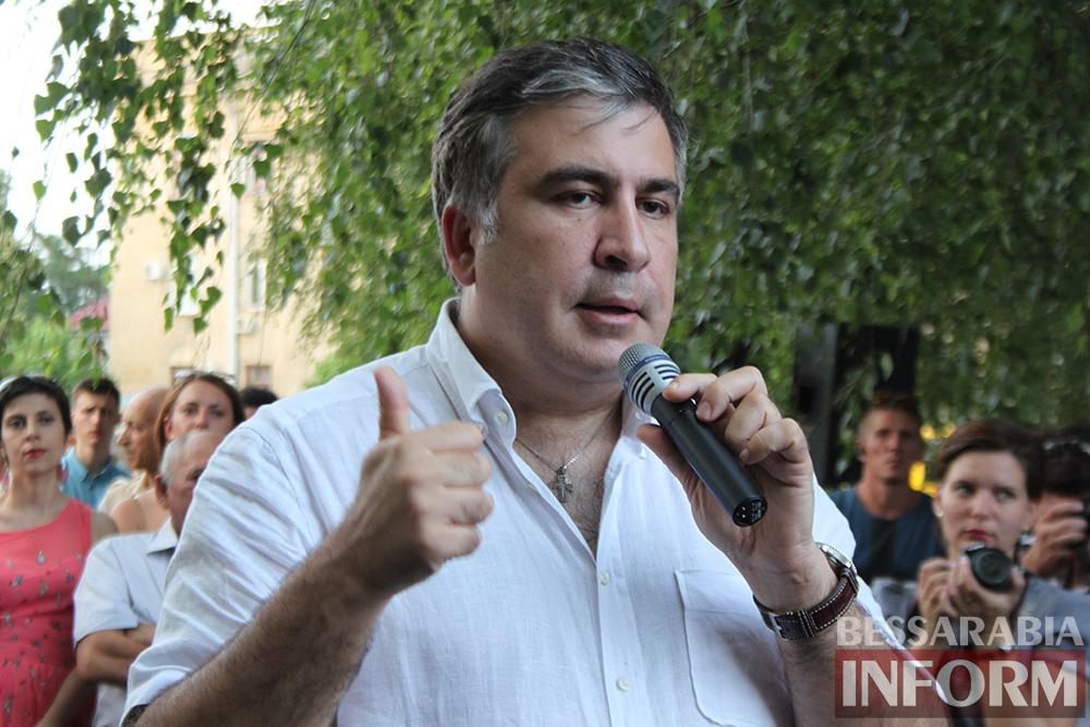 IMG_1221 Михаил Саакашвили посетил Измаил и выслушал наболевшие проблемы жителей города и района (фото)