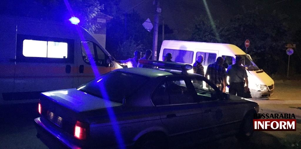 IMG_2369 Вечернее ДТП в Измаиле - нетрезвый водитель протаранил дом (фото, видео)