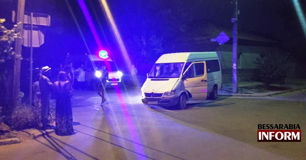 IMG_2371 Вечернее ДТП в Измаиле - нетрезвый водитель протаранил дом (фото, видео)