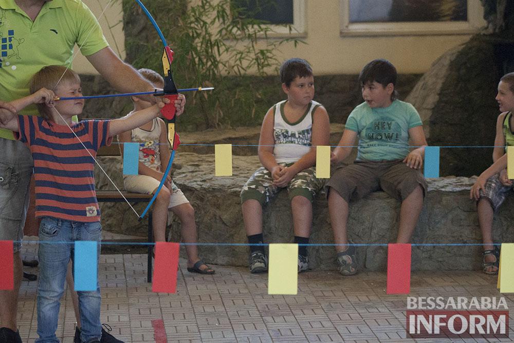 IMG_8421 В Измаиле впервые прошли соревнования по стрельбе из лука (фоторепортаж)