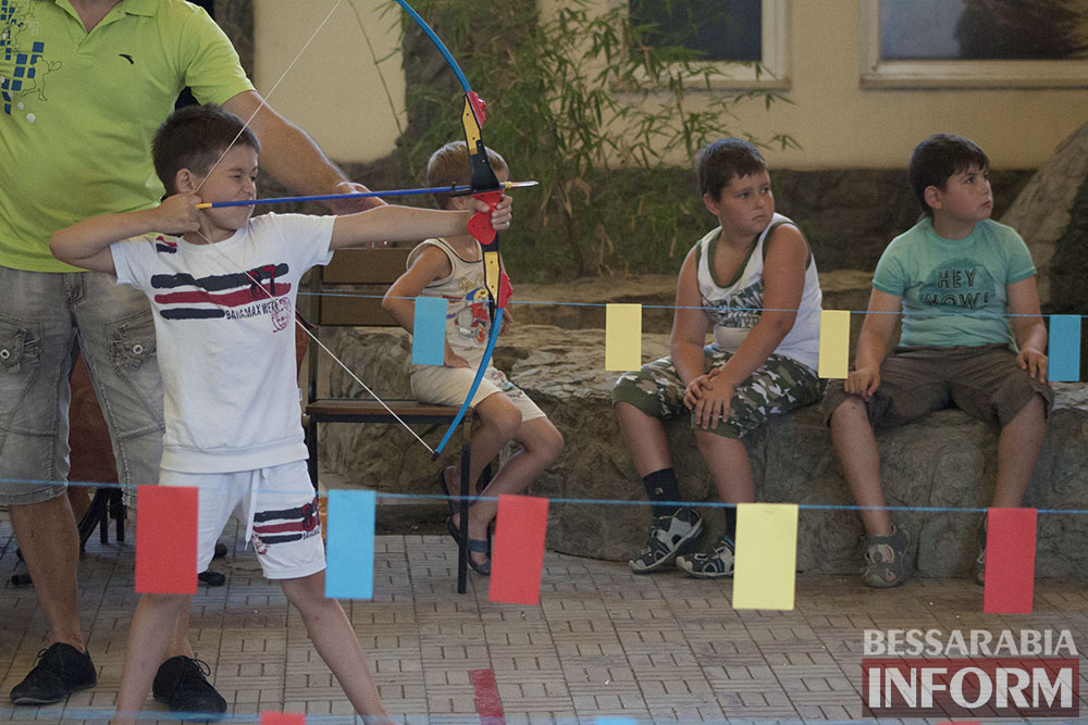 IMG_8437 В Измаиле впервые прошли соревнования по стрельбе из лука (фоторепортаж)