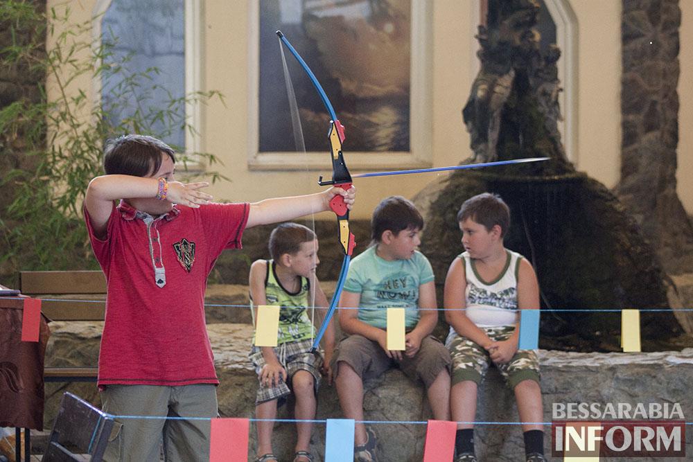 IMG_8522 В Измаиле впервые прошли соревнования по стрельбе из лука (фоторепортаж)