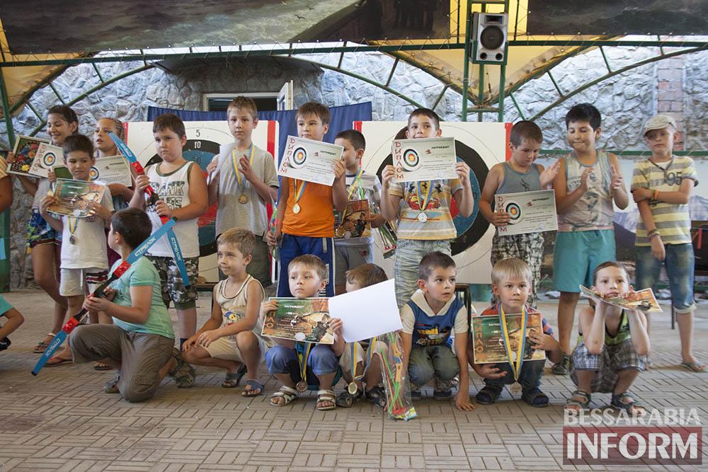 IMG_8609 В Измаиле впервые прошли соревнования по стрельбе из лука (фоторепортаж)