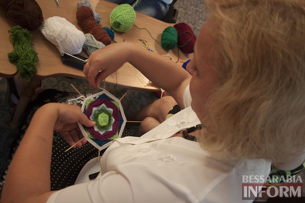 Измаил: в музее Придунавья провели мастер-класс по плетению волшебных оберегов