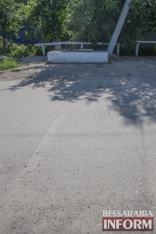 """IMG_9813 В Измаиле нетрезвые водители """"облюбовали"""" один из перекрестков"""