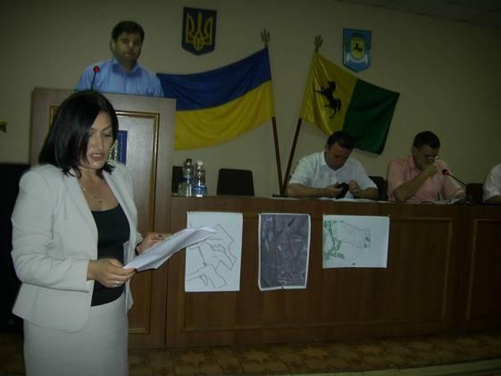 Депутаты Тарутинского райсовета решили изменить границы района