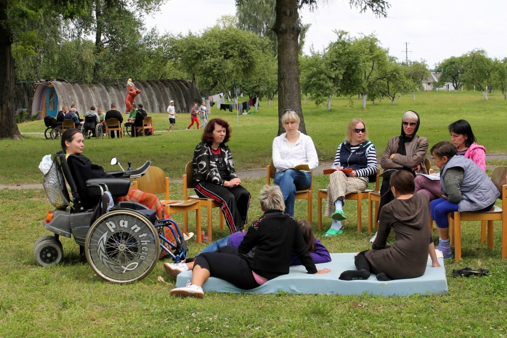 UmO_XMBXmMk-1024x683 Мир не без добрых людей: измаильчане организовывают лагерь для инвалидов
