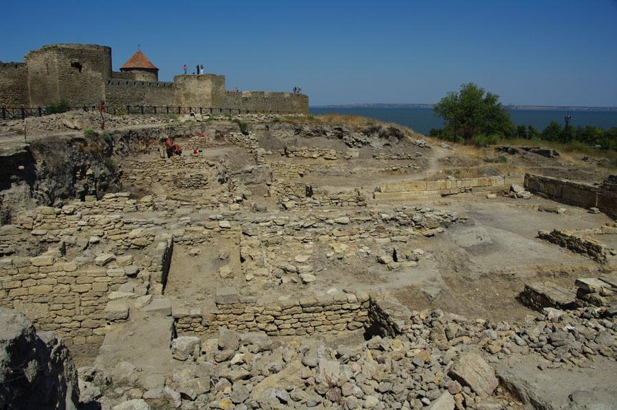 bd-tira1 В Аккермане проводят раскопки древнего города