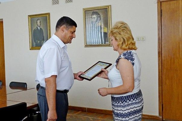 ee4LhZQSY88 В Измаиле поздравили работников торговли