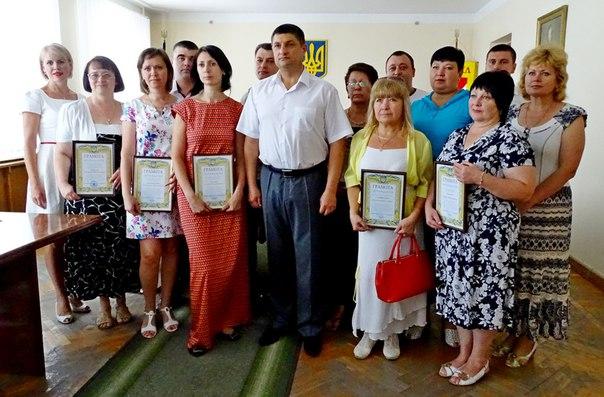 В Измаиле поздравили работников торговли