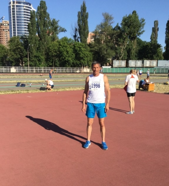 Депутат из Аккермана представит Украину на Чемпионате мира
