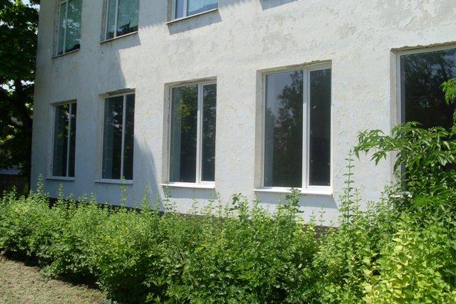 kalanchak В школах Измаильского района меняют окна (фото)