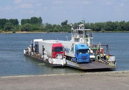 romania-ferry Через год в Бессарабии может заработать паромная переправа Украина-Румыния