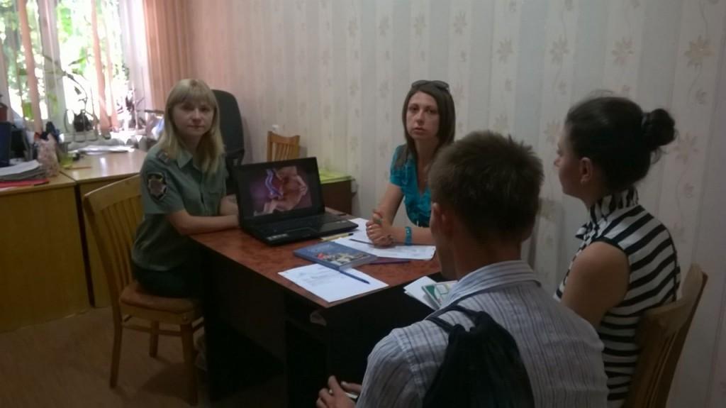 Тренинг-Лесенки-1024x575 В Измаильском РП УИИ прошел просветительно-профилактический тренинг с молодежью