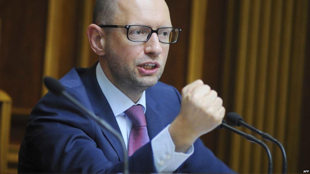 Яценюк хочет обязать украинцев давать присягу на верность государству
