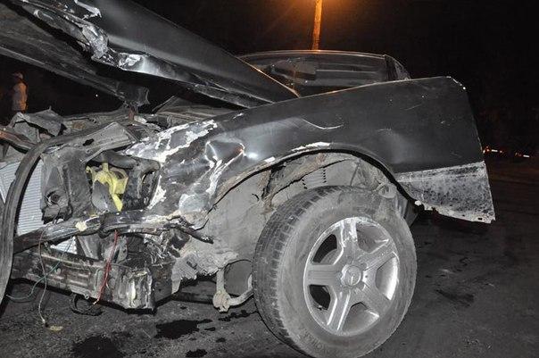 10mers ДТП в Измаиле: водителя в тяжелом состоянии увезла скорая