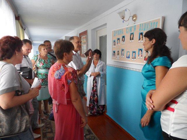 11 В Измаильском р-не проверили готовность школ к новому учебному году