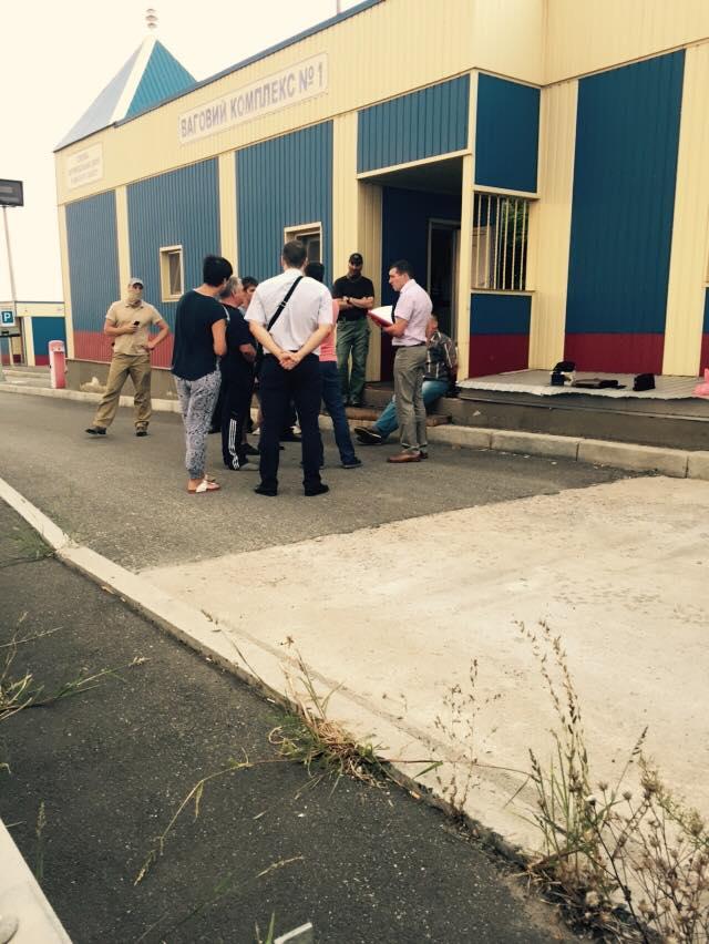 В Одессе на взятке попался начальник городского управления милиции (фото, видео)