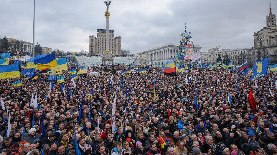 Большинство украинцев не готовы участвовать в акциях протеста