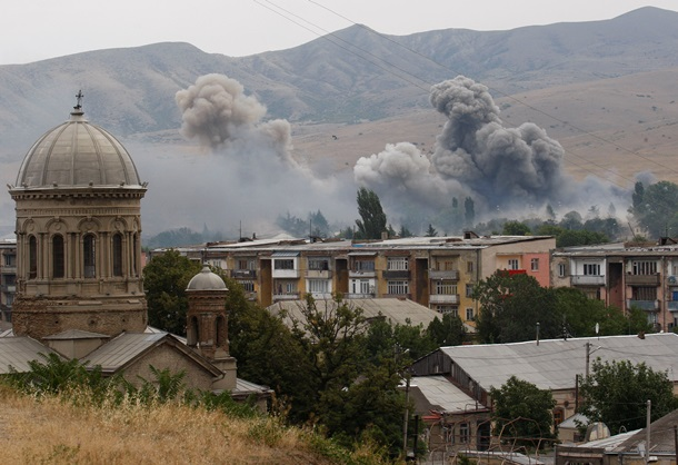 1482927 Премьеры России и Грузии сделали заявления в годовщину конфликта