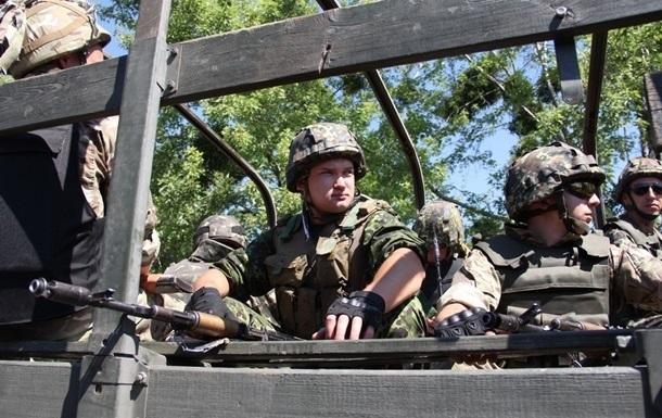 Сутки в АТО: обстрелы Донецка, Опытного и бой в Станице