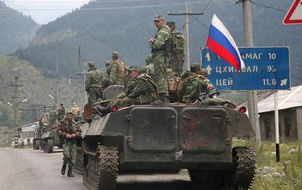 1664211 Премьеры России и Грузии сделали заявления в годовщину конфликта