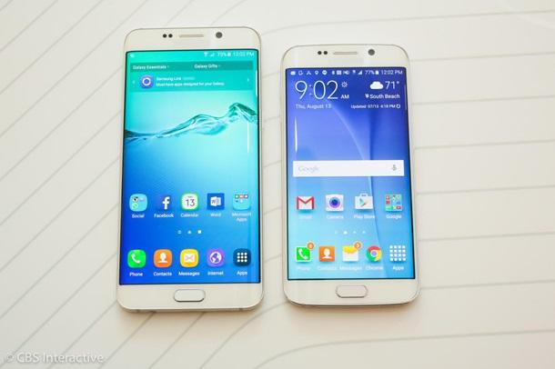 Samsung официально представил флагманы Galaxy S6 Edge+ и Galaxy Note 5