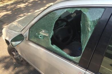 1_144067739216 В Одессе неизвестные на Porsche Cayenne устроили ограбление со стрельбой
