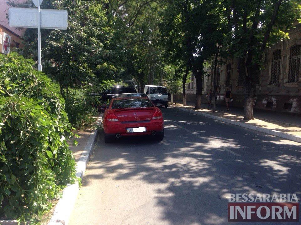 39Goio0gLc0ddd1 Измаил: Hyundai Coupe в рубрике «Я паркуюсь как …..»
