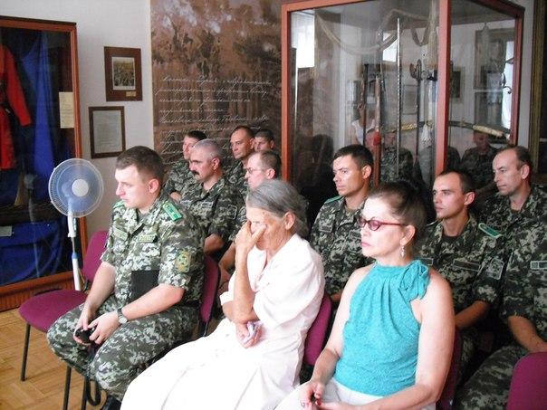 6nG4BCv6ZQ В Измаиле открылась выставка, посвященная 70-летию установки памятника А.В Суворову
