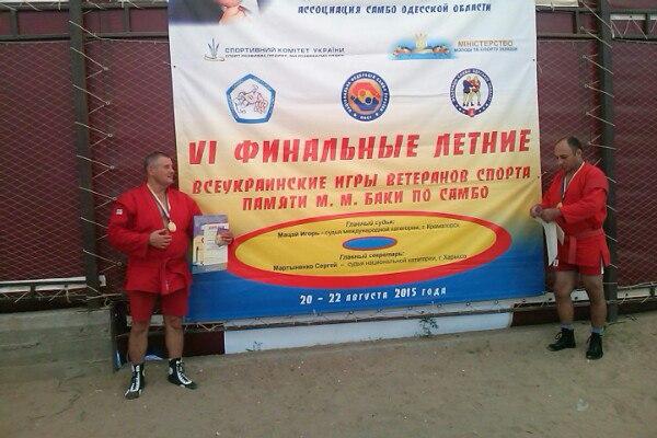 8q72s-JF9QQ Измаильчанин стал чемпионом Украины по самбо (фото)