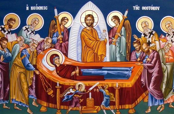 Сегодня православные отмечают великий праздник Успение Пресвятой Богородицы