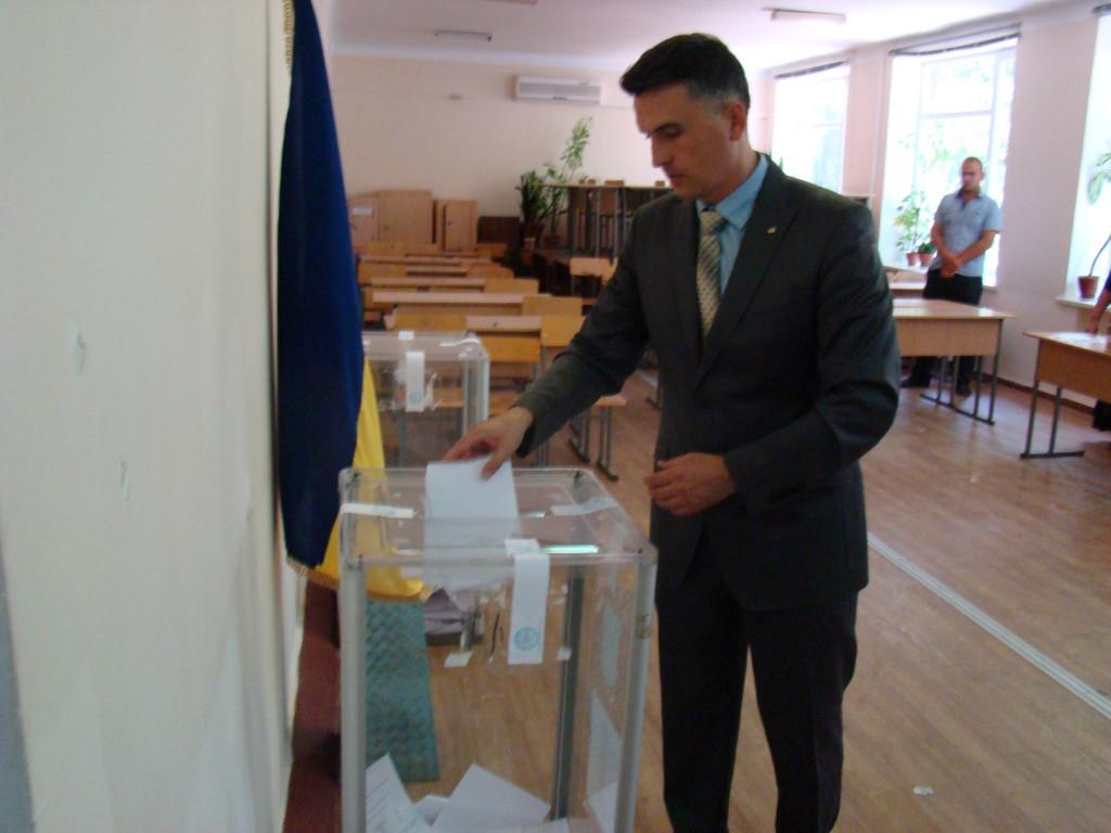 В Измаильском университете прошли выборы деканов, заведующих кафедрами, профессоров, доцентов