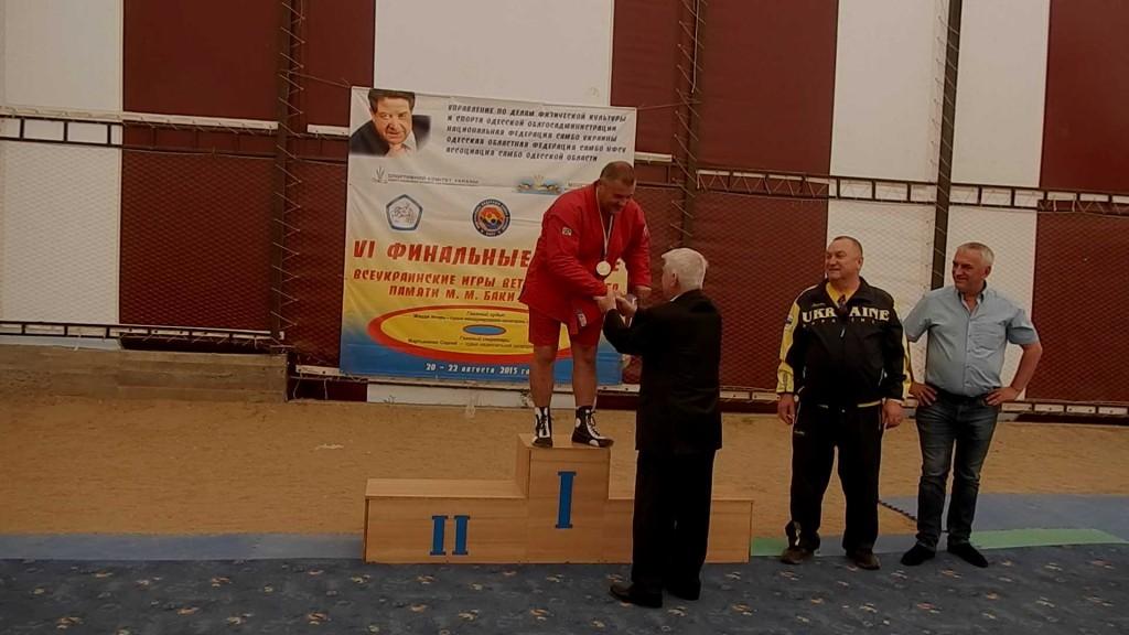 DSCN8988.MOV_000046060-1024x576 Измаильчанин стал чемпионом Украины по самбо (фото)
